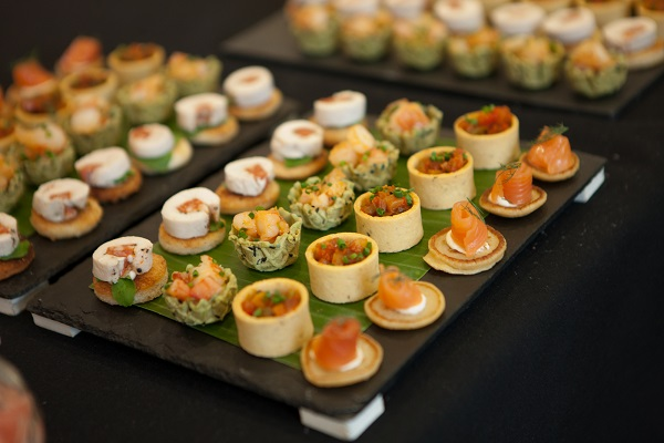 Canapes catering roast lamb malaysia for Canape caterers