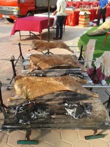 roast lamb malaysia